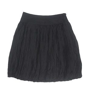 Limited Too A-Line Silhouette Black Skirt
